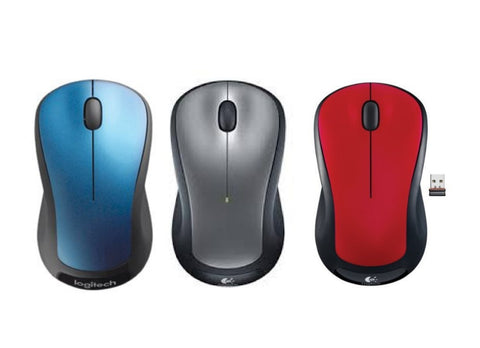 Logitech M310 Red/ Blue/ Silver