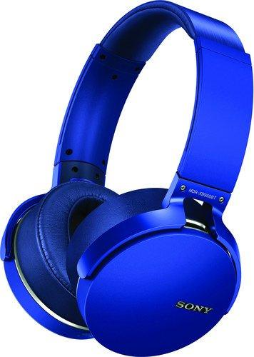 Sony MDR-XB950B1 Extra Bass Wireless Headphones Blue