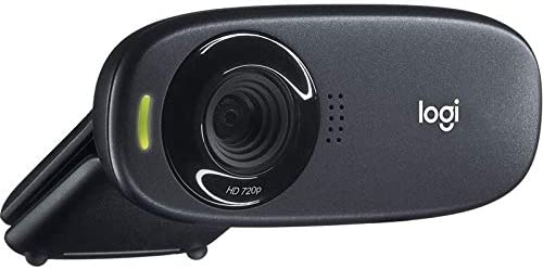 Logi by Logitech C310 HD 720p / 30 fps Widescreen HD webcam