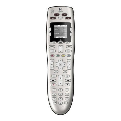 Logitech Harmony 600 Universal Remote over 5,000 brands and 200,000 devices