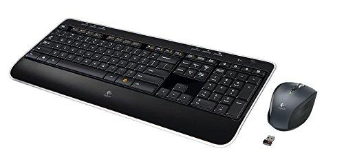 Logitech MK620 Wireless Combo Mice + Keyboard set QWERY UK - Fatbat UK