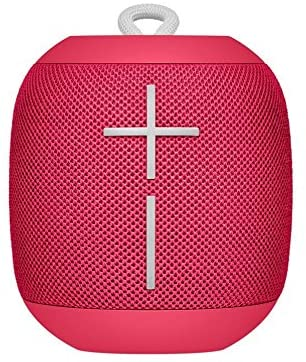 Ultimate Ears WONDERBOOM Bluetooth Speaker  Raspberry