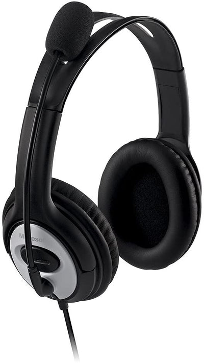 Microsoft Lifechat Lx-3000 Wired Headset Black