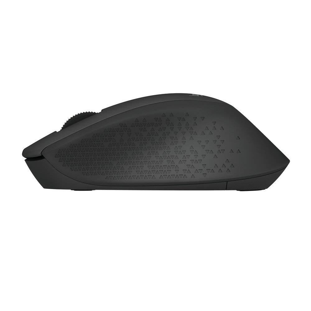 Logitech M280 Optical 3-Button Wireless Mouse for Windows, Mac, Linux and Android