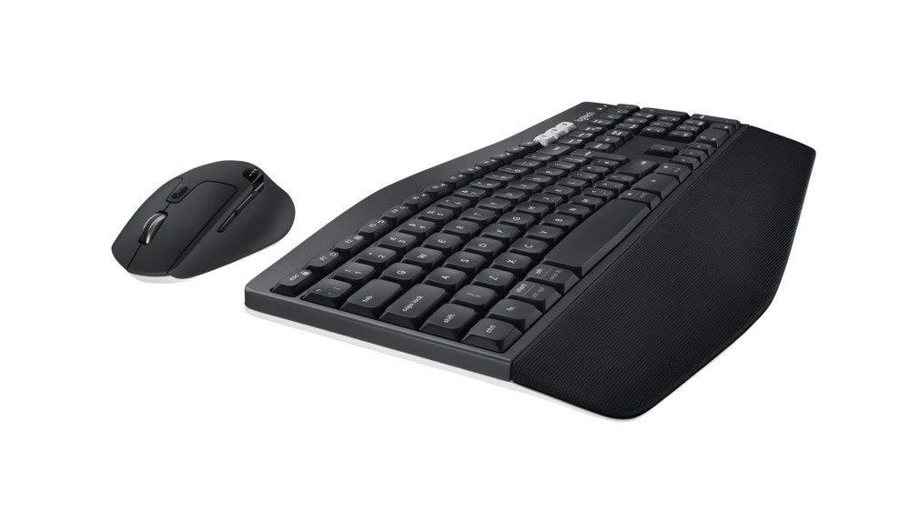 Logitech MK850 Wireless Keyboard and Mouse Combo QWERY UK
