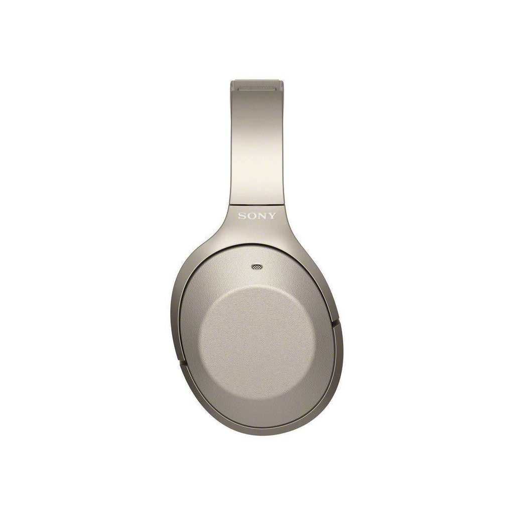 Sony WH-1000XM2 Wireless Over-Ear Noise Cancelling High Resolution Headphones Gold !A - Fatbat UK