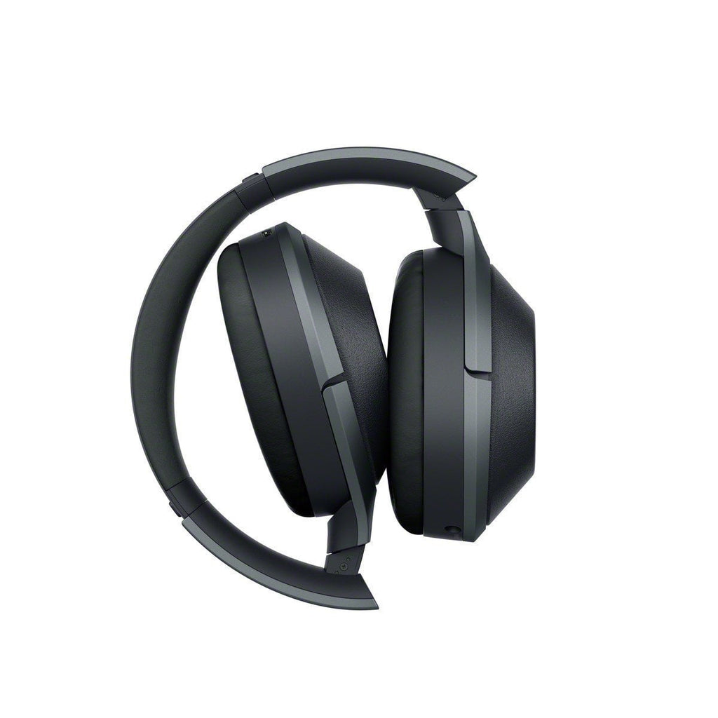 Sony WH-1000XM2 Wireless Over-Ear Noise Cancelling High Resolution Headphones with Gesture Control, Activity Recognition, 30 Hours Battery Life - Black !A - Fatbat UK