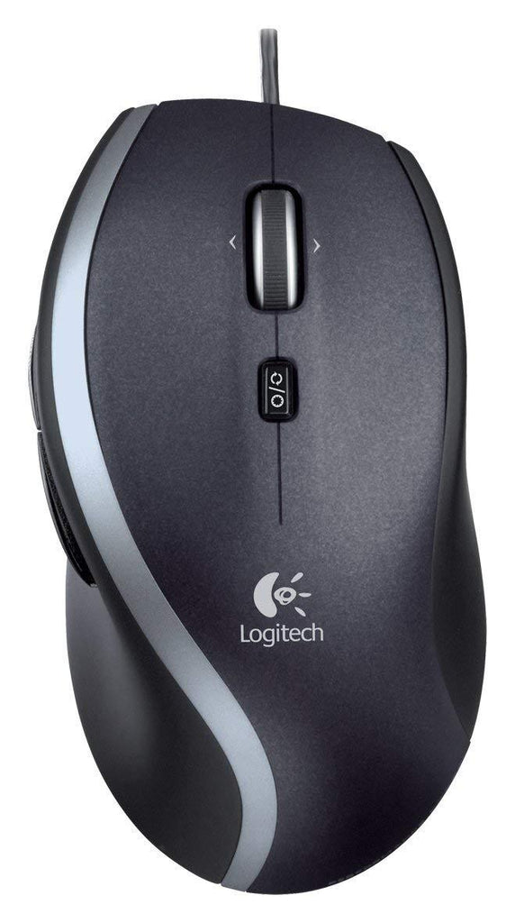 Logitech Corded Mouse Laser cable Mice M500