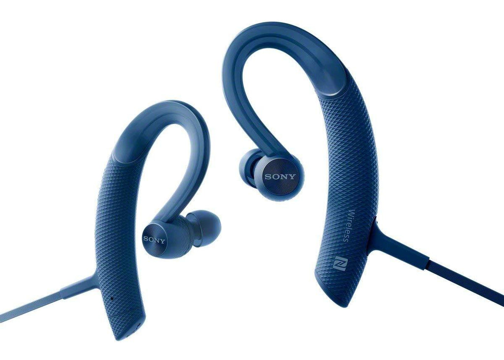 Sony MDR-XB80BS Bluetooth Headphones Blue