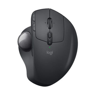 Logitech MX ergo Mouse Advanced Wireless Trackball Mice