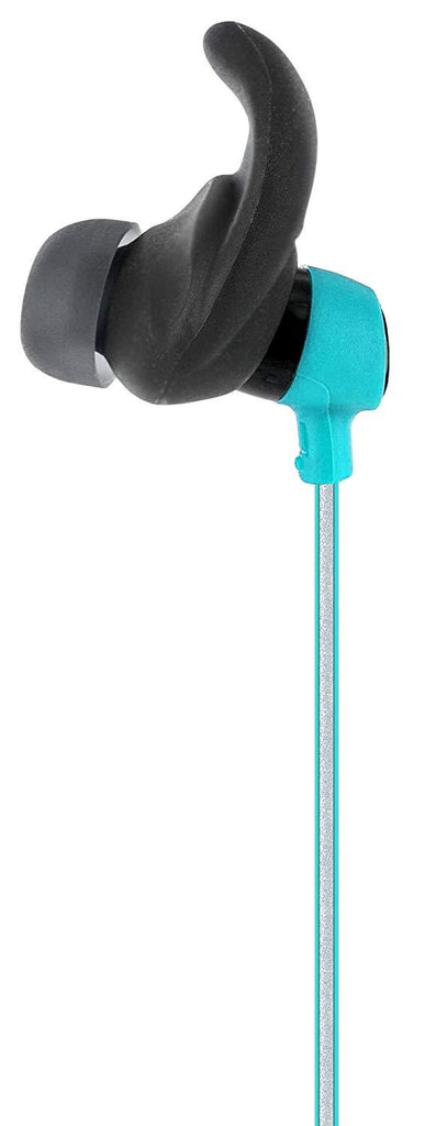 JBL Reflect Mini Sweat Resistant In-Ear Sport Headphones with Microphone - Teal