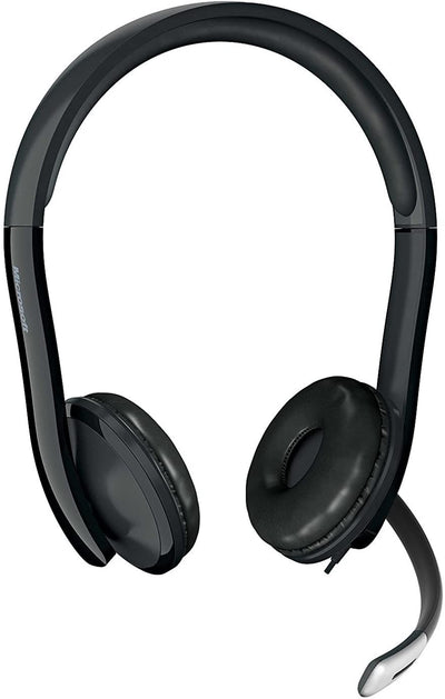 Microsoft LifeChat LX 6000 Headset (Business Packaging) - Black