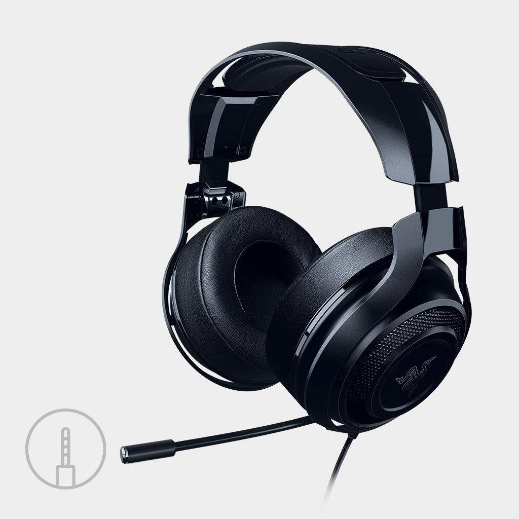Razer ManO'War Wired 7.1 Surround Sound Gaming Headset