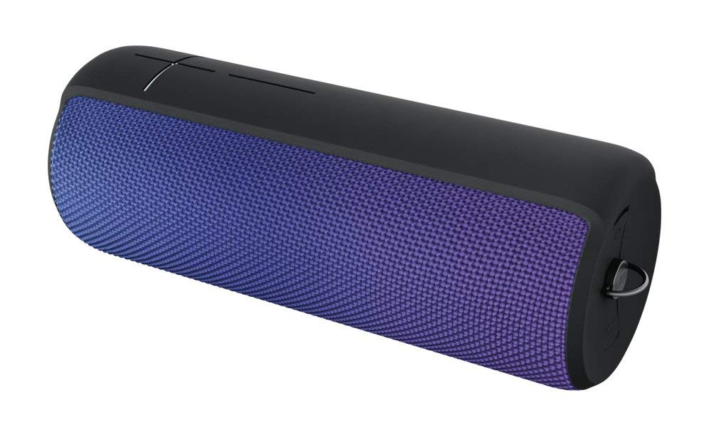 Logitech UE MEGABOOM Wireless Bluetooth Waterproof Speaker Purple