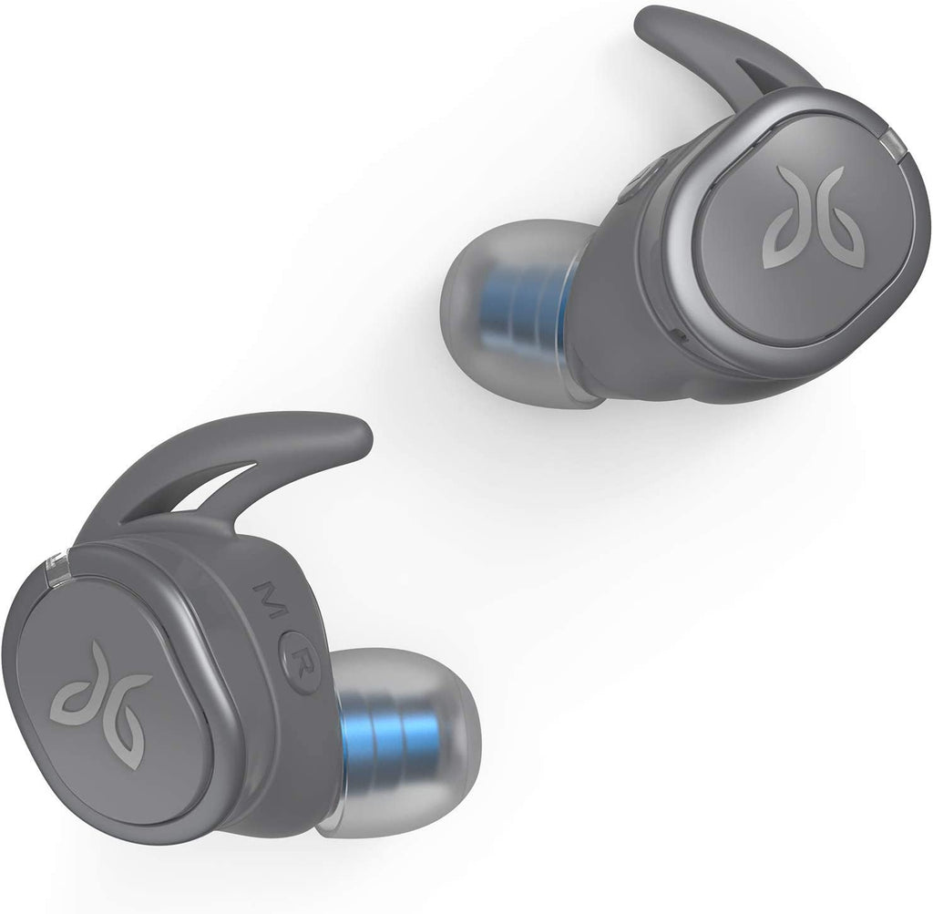 Jaybird RUN XT True Wireless Headphones Grey