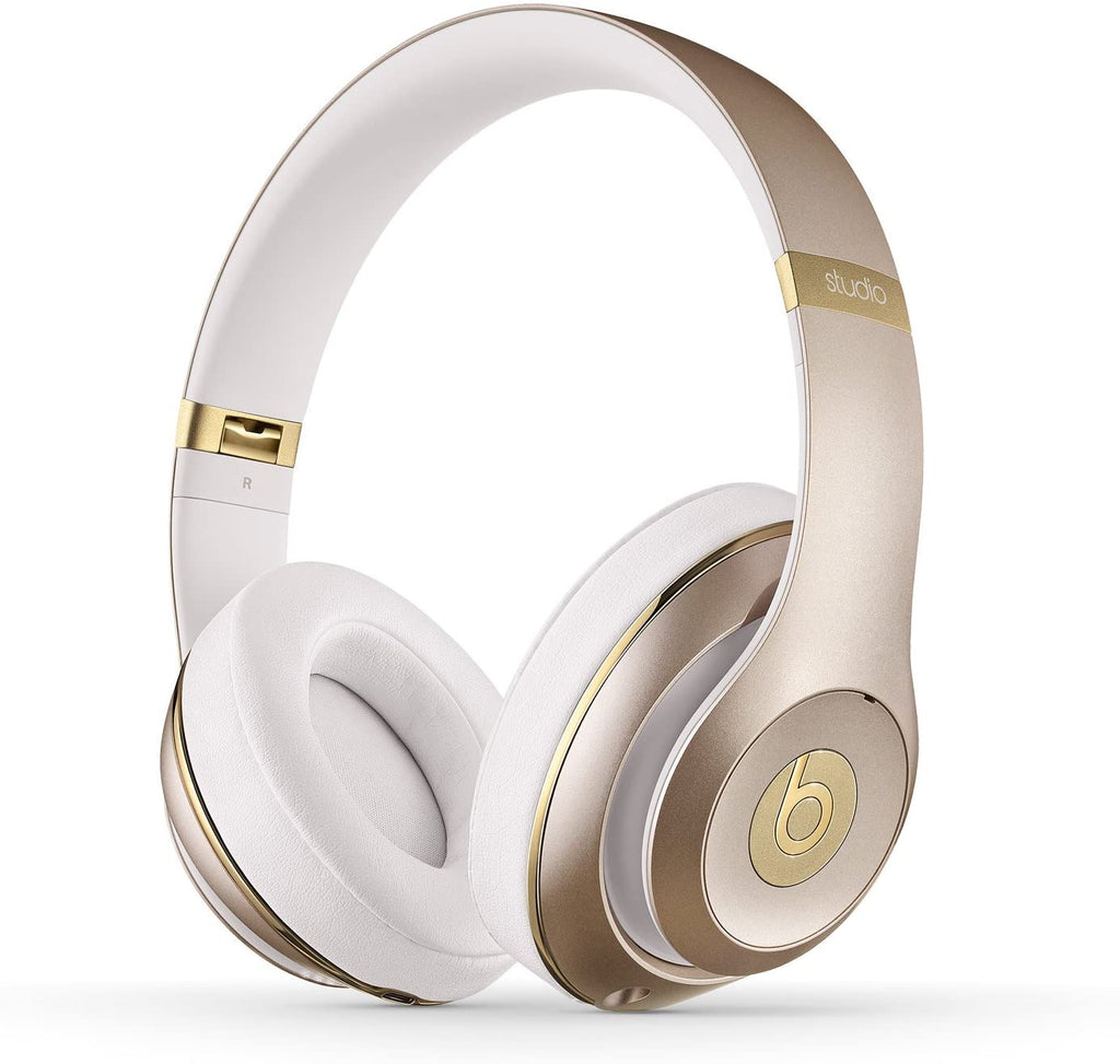 Beats by DRE Studio 2.0 WIRED Over-ear Headphones  Champagne