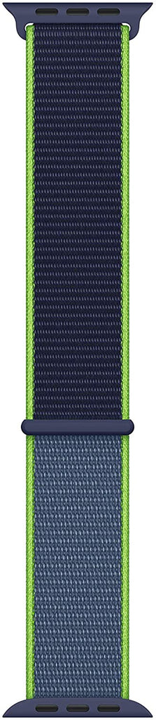 Apple Watch 44MM Sport Loop Neon Lime