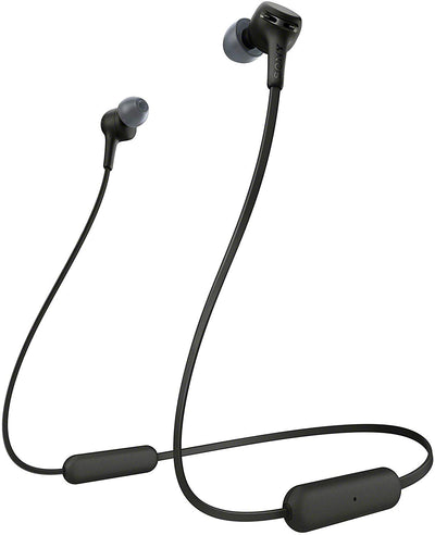 Sony WI-XB400 Extra Bass Wireless In-Ear Headphones - Black