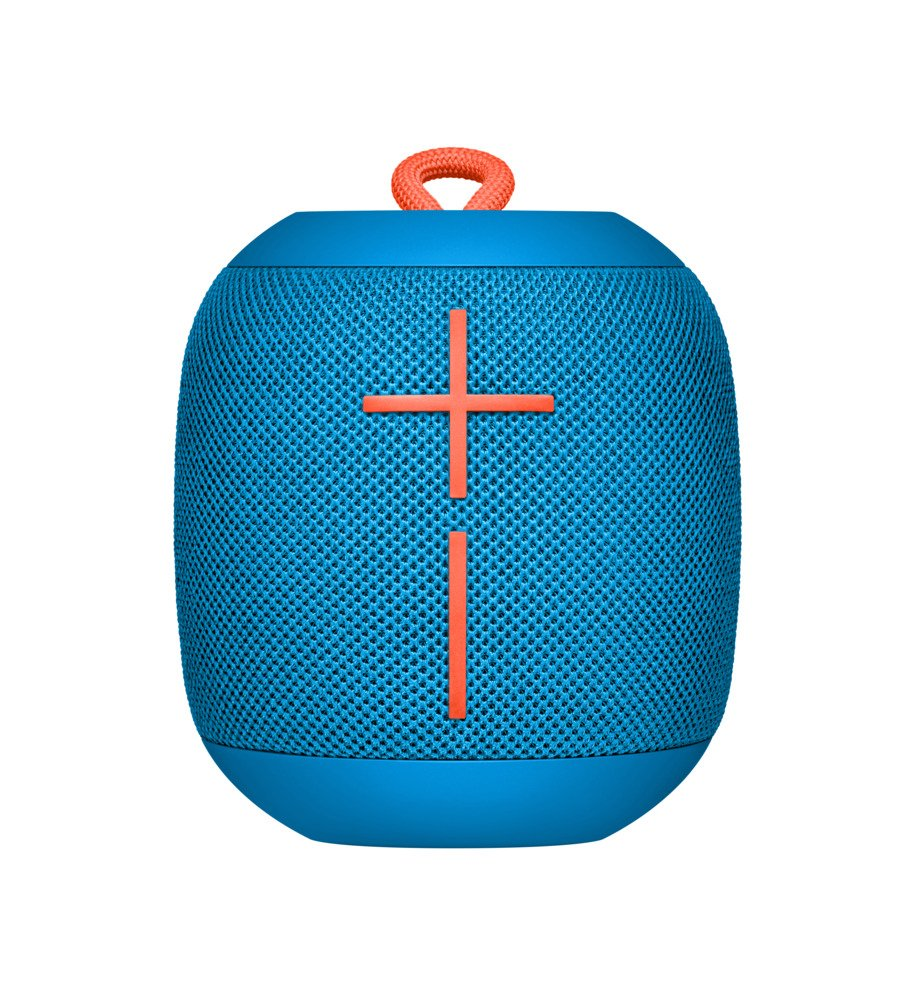 Ultimate Ears UE WONDERBOOM Bluetooth Portable Waterproof Speaker  SubZero Blue