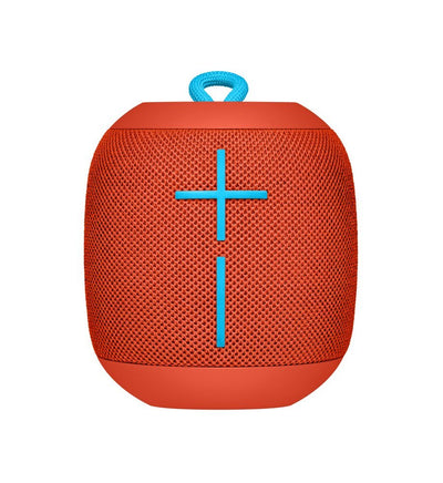 Logitech Ultimate Ears WONDERBOOM Bluetooth Speaker Waterproof Red