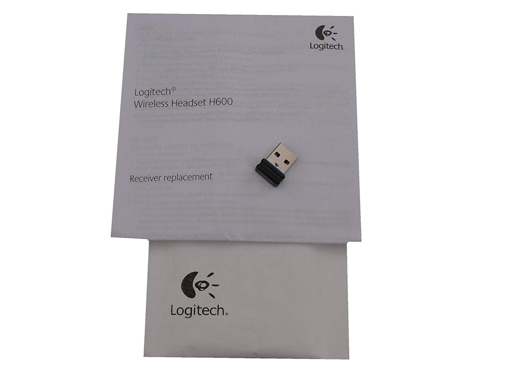 Original Replacement Wireless Dongle Reciever for Logitech H600 Headset