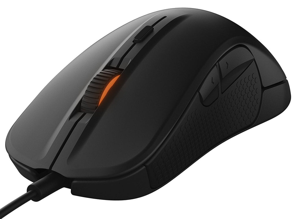 SteelSeries Rival 300, Optical Gaming Mouse - Black !A - Fatbat UK