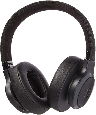 JBL Live 500BT Wireless Over-Ear Headphones - Black