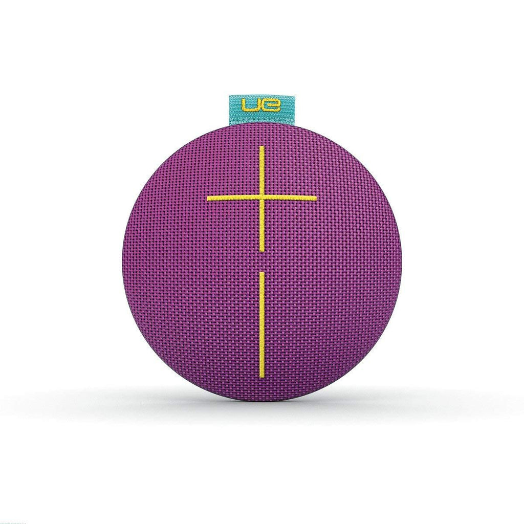 Logitech UE ROLL 2 wireless Bluetooth speaker SUGARPLUM