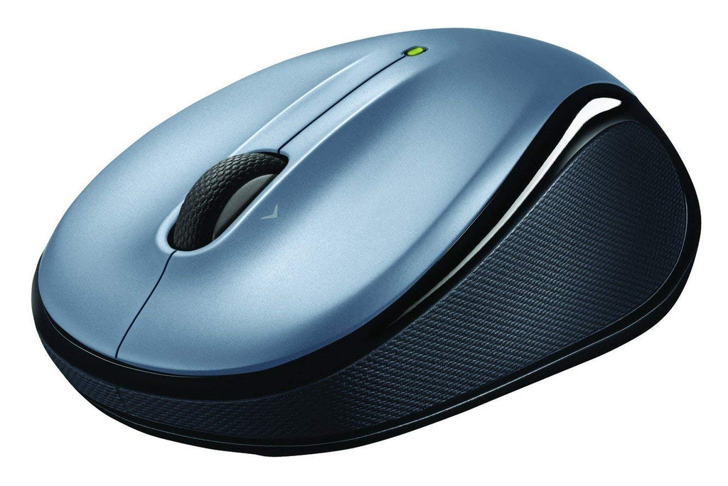 Logitech M325 - wireless optical mouse SILVER