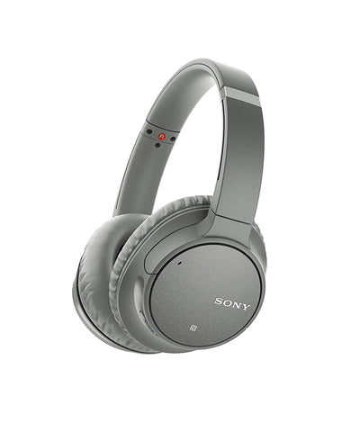 Sony WH-CH700N Wireless Bluetooth NFC Noise Cancelling Headphones GREY CH700N