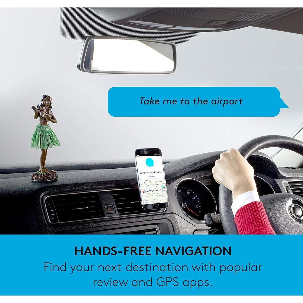 Logitech ZeroTouch Dashboard Car Mount Windshield for Android