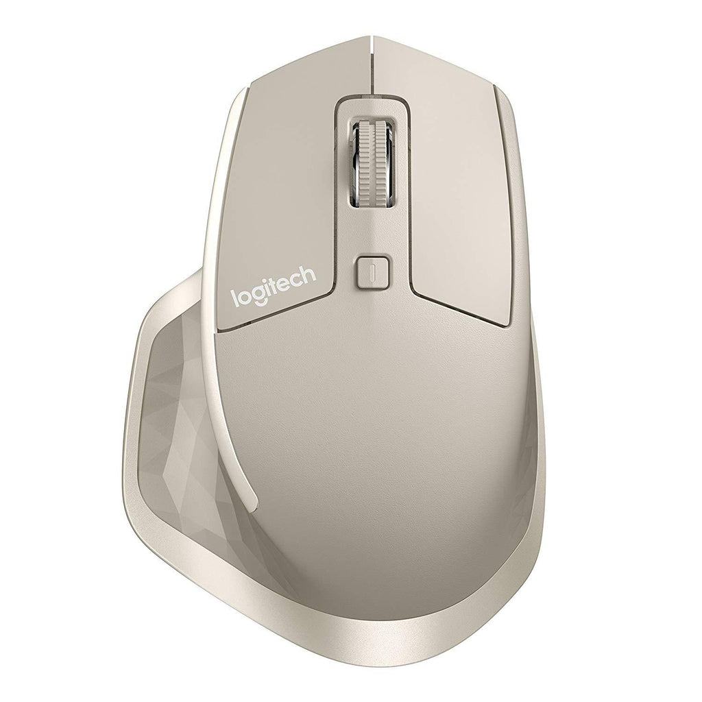 Logitech MX Master Wireless Bluetooth Mouse for Windows and Mac - STONE