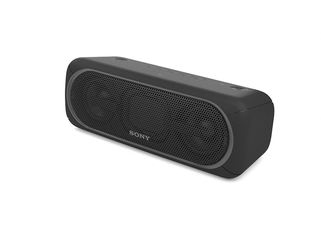 Sony SRS-XB40 Portable Wireless Speaker with Extra Bass and Lighting Black !B - Fatbat UK