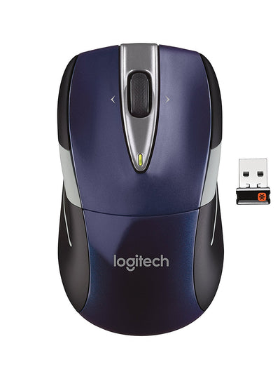 Logitech Wireless Mouse M525 with Unifying receiver Blue