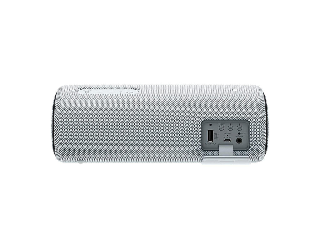Sony SRS-XB31 Portable Wireless Waterproof Speaker with EXTRA BASS WHITE