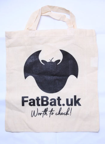 FatBat Shopping Linen Bag
