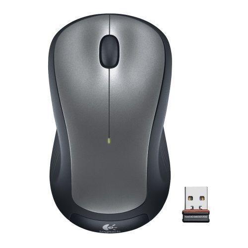 Logitech M310 Wireless optical Mice Mouse - Silver