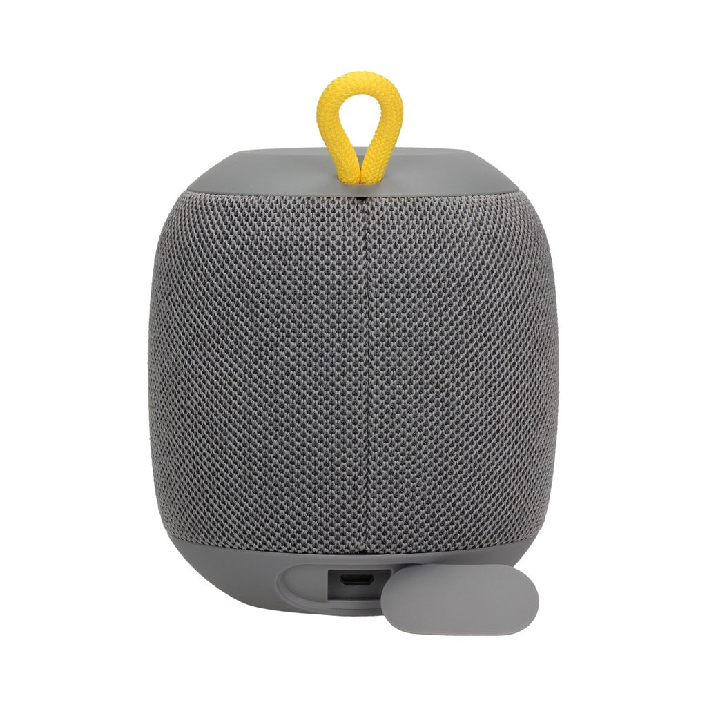 Ultimate Ears WONDERBOOM Bluetooth Speaker (Stone Grey) Waterproof - IPX7 rated