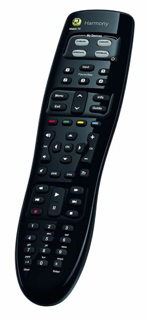 Logitech Harmony 350 Universal Advanced Remote Control 270,000+ devices !A