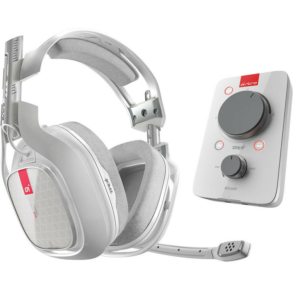 ASTRO A40TR Gaming Headset & MixAmp Pro TR Headset for XBOX1/PC - White