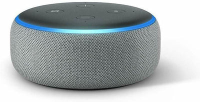 Amazon Echo Dot 3rd Gen Heather Grey