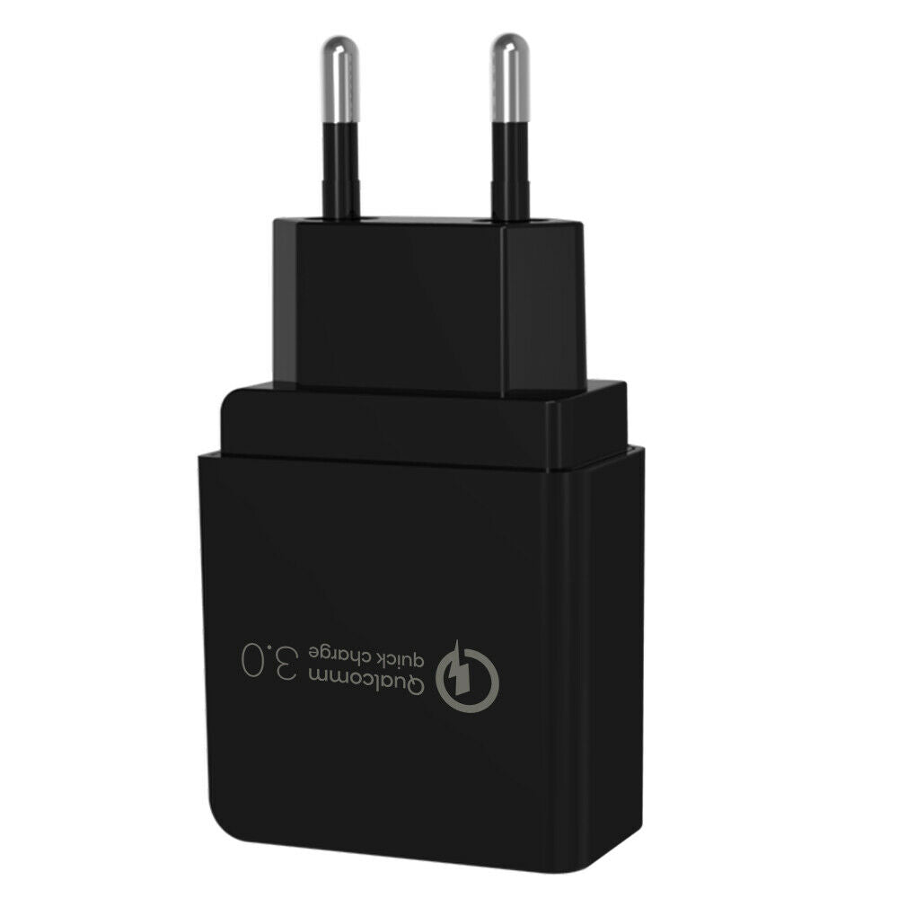 BlackStork USB 3.0 18W Quick Charger EU plug