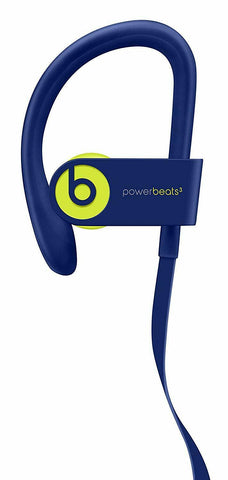 Beats by Dr. Dre Powerbeats3 Wireless Ear hook Bluetooth Headphones POP INDIGO