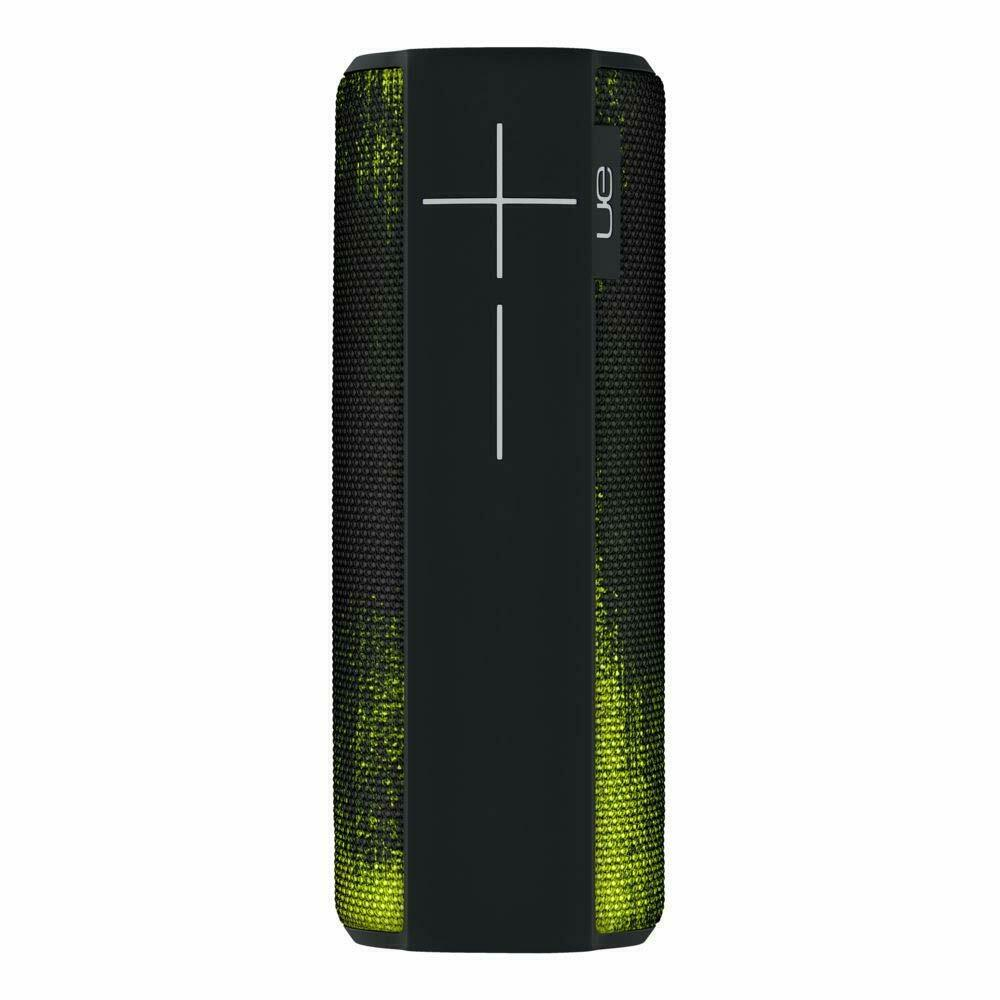 Logitech UE MEGABOOM Wireless Bluetooth Waterproof Speaker Neonforest