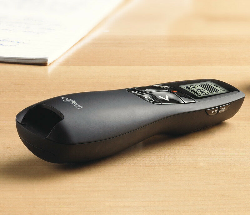 Logitech R700 Professional Wireless Presenter with Nano USB-Receiver