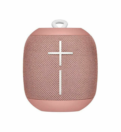 Logitech Ultimate Ears WONDERBOOM Bluetooth Speaker Waterproof Pink