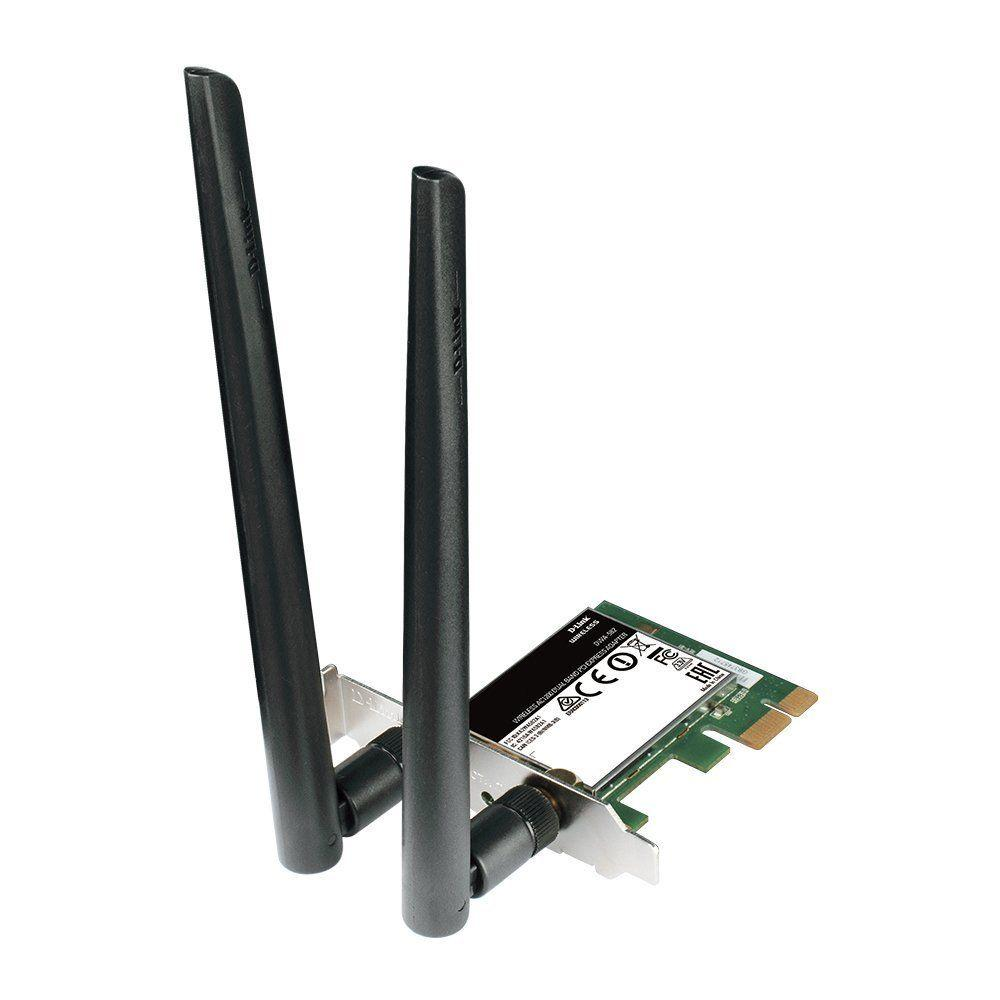 D-Link DWA-582 AC1200 Wi-Fi PCI Express Adapter !N - Fatbat UK