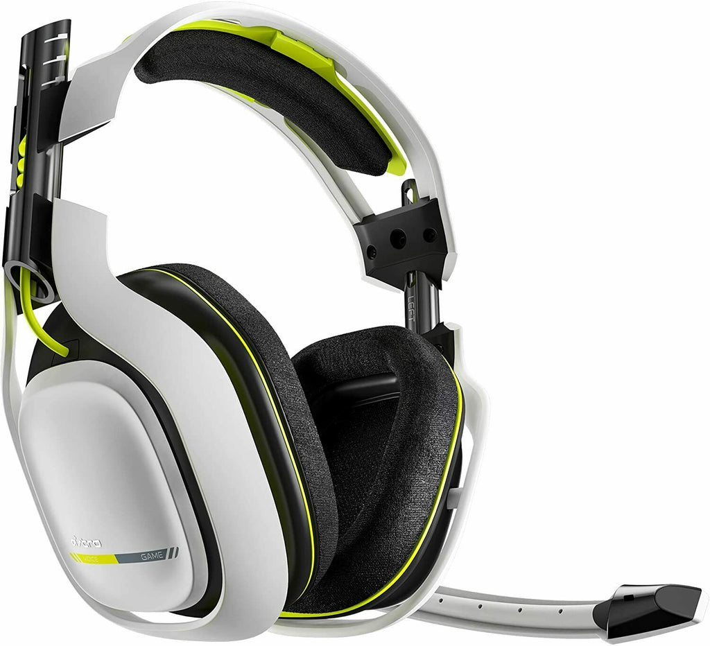 ASTRO Gaming by Logitech A50 Wireless Headset  Xbox One - White