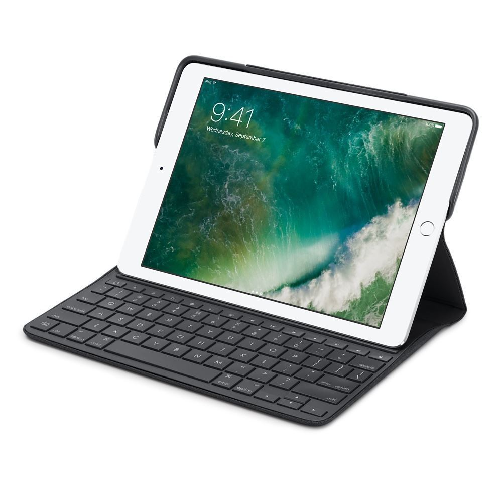 Logitech CREATE Backlit Keyboard Case for 9.7-inch iPad Pro QWERTY UK LAYOUT