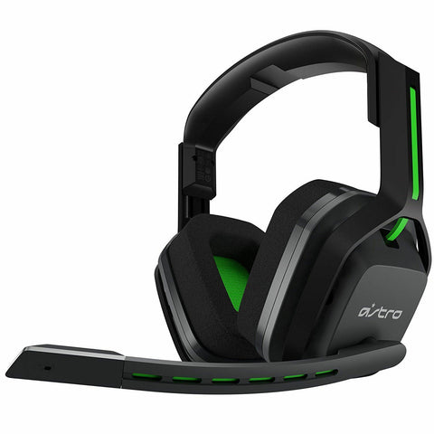 ASTRO Gaming A20 Wireless Headset GREEN Xbox One PC Mac 5ghz Xbox